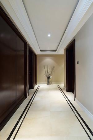 中式风格精致过道设计装修效果图赏析