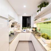 现代简约风格精致厨房设计装修效果图