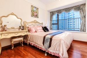 欧式风格精美奢华大户型卧室装修效果图