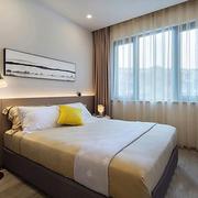 现代风格精致卧室设计装修效果图
