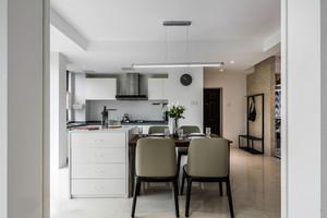 现代风格精致厨房吧台设计装修效果图鉴赏