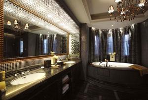 新古典主义风格别墅室内设计装修效果图