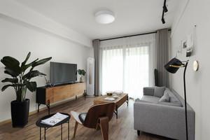 宜家风格简约小户型客厅设计装修效果图