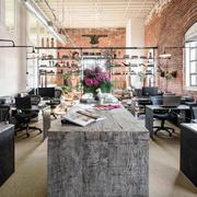 后现代风格精致小型办公室装修效果图