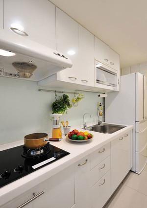 日式风格简约自然一居室室内设计装修效果图
