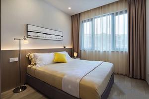 现代风格简约卧室设计装修效果图