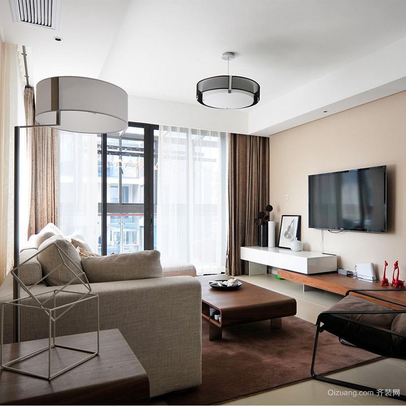 现代风格精致大户型室内设计装修效果图