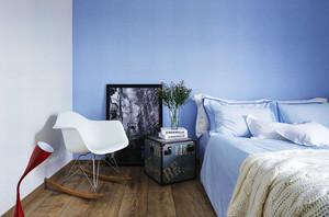 75平米简约风格温馨两室两厅室内装修效果图