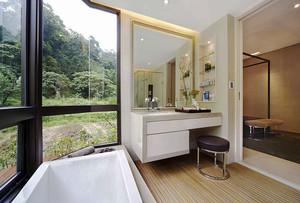 现代风格大户型室内装修实景图赏析