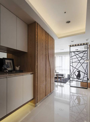 80平米现代风格精致室内设计装修效果图,现代风格是比较流行的一种风格,追求时尚与潮流,非常注重居室空间的布局与使用功能的完美结合。
