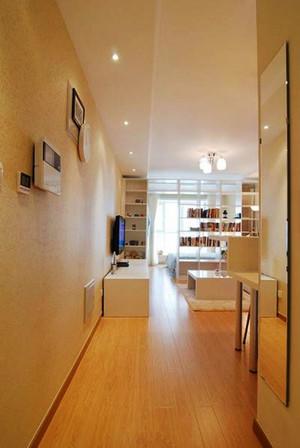 宜家风格简约一居室室内设计装修效果图,宜家风格它特有的简单舒适的风格受到大众的喜爱,简单的设计,没有过多的装饰,宽敞舒适。