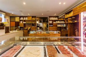 简约风格面包店装修实景图赏析