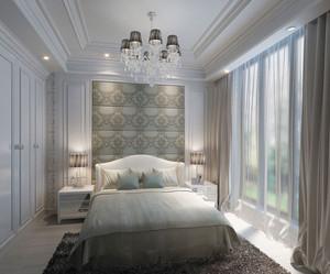 90平米简欧风格精美室内设计装修效果图