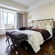 经典美式风格精致卧室设计装修效果图
