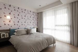 79平米简约风格一居室室内装修效果图赏析
