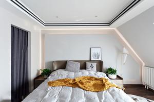 现代简约风格温馨卧室装修效果图赏析