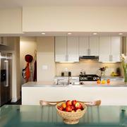 现代简约风格厨房设计装修效果图
