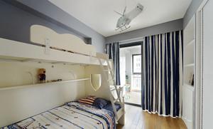 新中式风格简约时尚三室两厅室内装修效果图