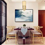 中式风格古典雅韵餐厅设计装修效果图