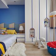简约风格时尚小户型儿童房装修效果图