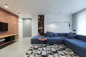 71平米简约风格两室两厅室内装修实景图