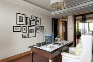 法式风格精致典雅大户型室内设计装修效果图