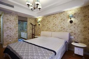美式风田园格精致大户型室内设计装修效果图