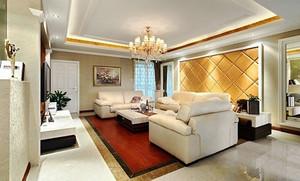 欧式风格古典复式楼室内室内设计装修效果图