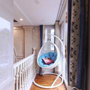 欧式风格休闲阳台设计装修效果图