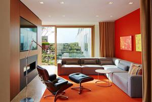 现代风格时尚客厅设计装修效果图大全