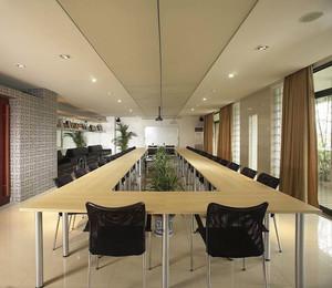 现代风格精致会议室设计装修图
