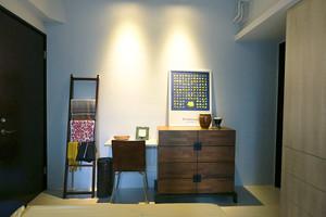 67平米简约风格时尚公寓设计装修效果图