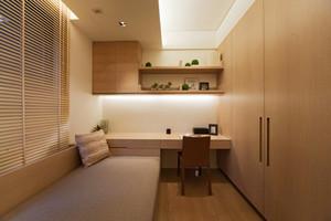 简约中式风格精致三室两厅装修效果图赏析