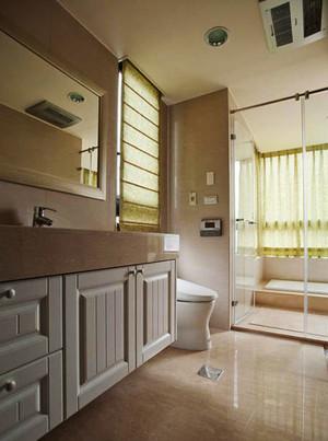 欧式田园风格精美自然舒适大户型室内装修效果图