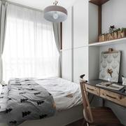 宜家风格简约卧室设计装修效果图赏析