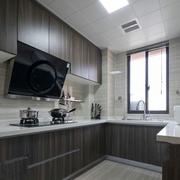 现代风格精致厨房设计装修效果图赏析