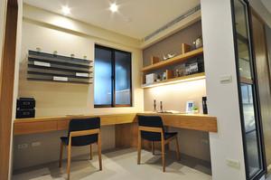 现代简约风格三室两厅室内装修效果图赏析