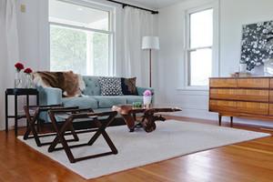 宜家风格简约温馨一居室室内装修效果图