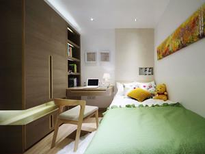 简约风格小户型儿童房设计装修效果图