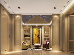360平米新古典主义风格精致别墅室内设计装修效果图