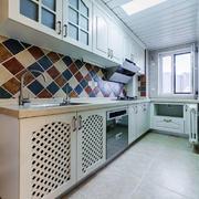 欧式风格精致厨房设计装修效果图赏析
