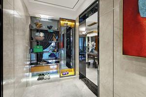 新古典主义风格低调奢华两室两厅室内装修效果图