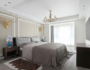 新古典主义风格精致卧室设计装修效果图