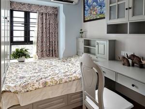 田园风格温馨卧室设计装修效果图
