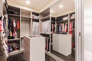 139平米现代风格精致大户型室内设计装修效果图