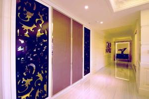 新古典主义风格精致四室两厅室内装修效果图,新古典主义风格将欧式风格和现代风格完美结合,有保留了欧式风格精美高贵的气质,有注入时尚气息。