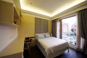 新古典主义风格精致四室两厅室内装修效果图