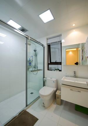 78平米宜家风格简约两室两厅室内装修效果图