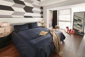 现代风格简约时尚卧室设计装修效果图
