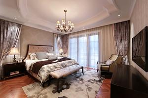 400平米新古典主义风格精致别墅室内装修效果图